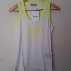 Balenciaga women's tshirt tee